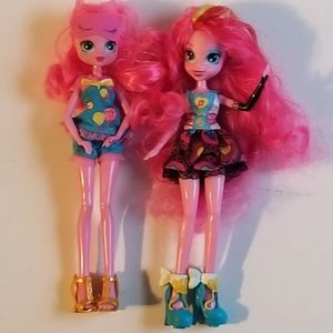 My Little Pony dolls for Girls (Pinky)